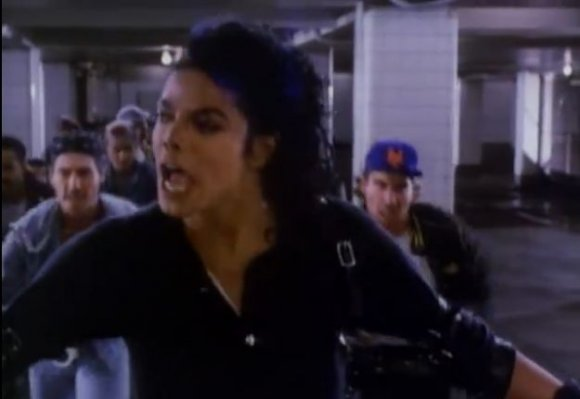 На станції «Замарстинів» знімав свій кліп Майкл Джексон
