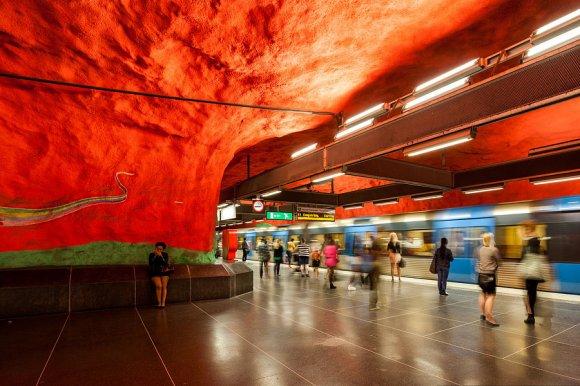 Нова станція метро «Медова печера»