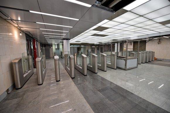 Завершується реконструкція станції «Рясне»