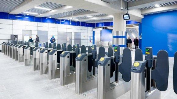 З початку червня у Львівському метро працює Apple Pay